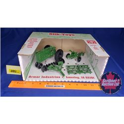 Slik-Toys 4 Piece Set (Green)