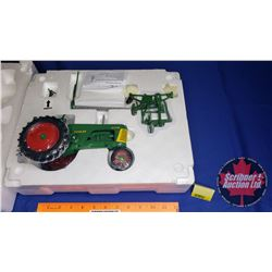 Oliver Super 77 with #82 Mower (Official Tractor 2006 Summer Farm Toy Show) (Scale: 1/16)