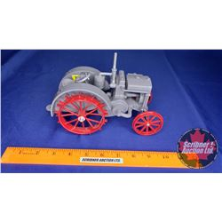 CASE All Steel Tractor JLE Series #9  (Scale: 1/16) Tag: 1990