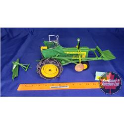 John Deere 720 Tractor with 80 Blade and 45 Loader - Precision Classics #18  (Scale: 1/16)
