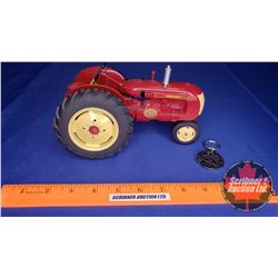 Cockshutt 30 (Canadian Antique Tractor Series No. 2 - Teeswater Custom Tractor)  (Scale: 1/16)