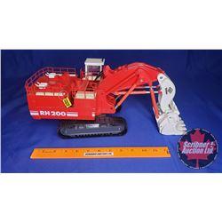 O&K Tri Power RH-200 Mining Shovel (Scale: 1/50)