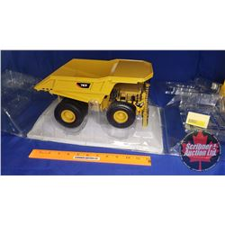 CAT 797F Off-Highway Truck (Scale: 1/50)