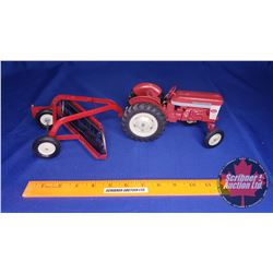 Duo (Scale: 1/16) : International 340 Utility Tractor & Hay Rake