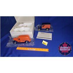 Box Set - Signature Edition ~ Eastwood Automobilia & Ertl : Signature Series Issue #2 - Louis Chevro