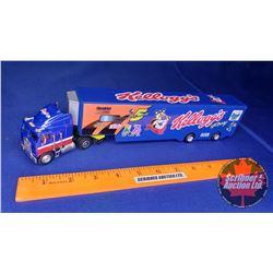 Kelloggs Tractor-Trailer (Scale: 1/164)