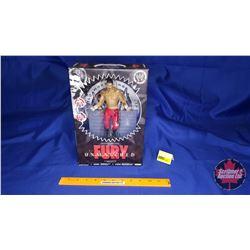 "Unmatched Fury Platinum Edition No.6 Figure : Eddie Guerrero (Approx 7""H)"