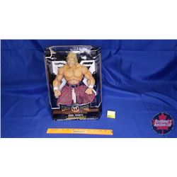 "Ring Giants 14"" Poseable Action Figure : Rowdy Roddy Piper"