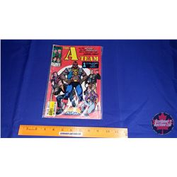 "Marvel The A-Team ""1st Collector Edition"" Comic (Circa 1984)"