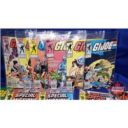 Marvel GI Joe Comic Books (23)