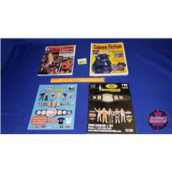Science Fiction Collectibles Price Guide & Professional Wrestling Collectibles Price Guides