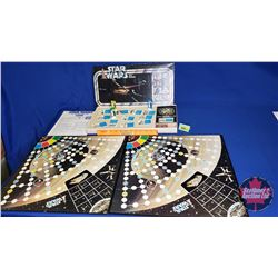 Parker Brothers Star Wars Escape from Death Star Game