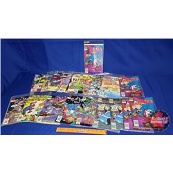 Marvel Ren & Stimpy Comic Books (23)