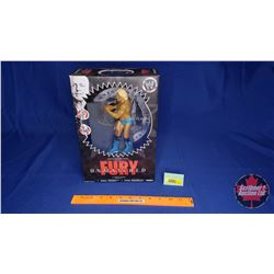 """Unmatched Fury Platinum Edition No.4 Figure : Ric Flair (Approx 7""""H)"""