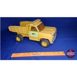 Tonka Dump Truck ( Broken Driver Window)