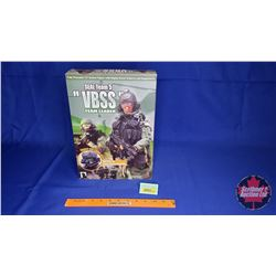 "Hot Toys - 12"" Action Figure with Highly Detailed Uniform & Equipment : SEAL Team 5 ""VBSS"" Team Lead"