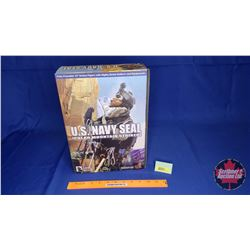 "Hot Toys - 12"" Action Figure with Highly Detailed Uniform & Equipment : U.S. NAVY SEAL (Polar Mounta"