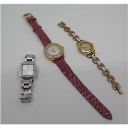 Qty 3 Watches: Folli Folli, Swatch, Untitled