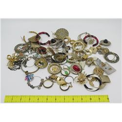 Misc Bangle Bracelets, Brooches, Pendants, Earrings, Charms, etc