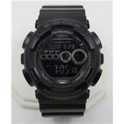 Casio G-Shock GA-100 Men's Watch, Shock & Water Resistant
