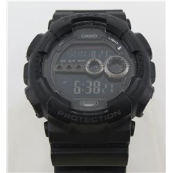 Casio G-Shock GD-100 Men's Watch, Shock & Water Resistant