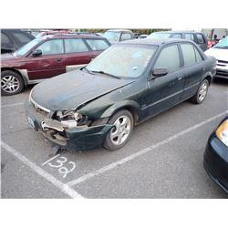 1999 Mazda Protege
