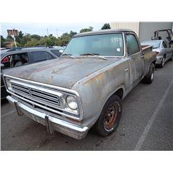 1972 Dodge