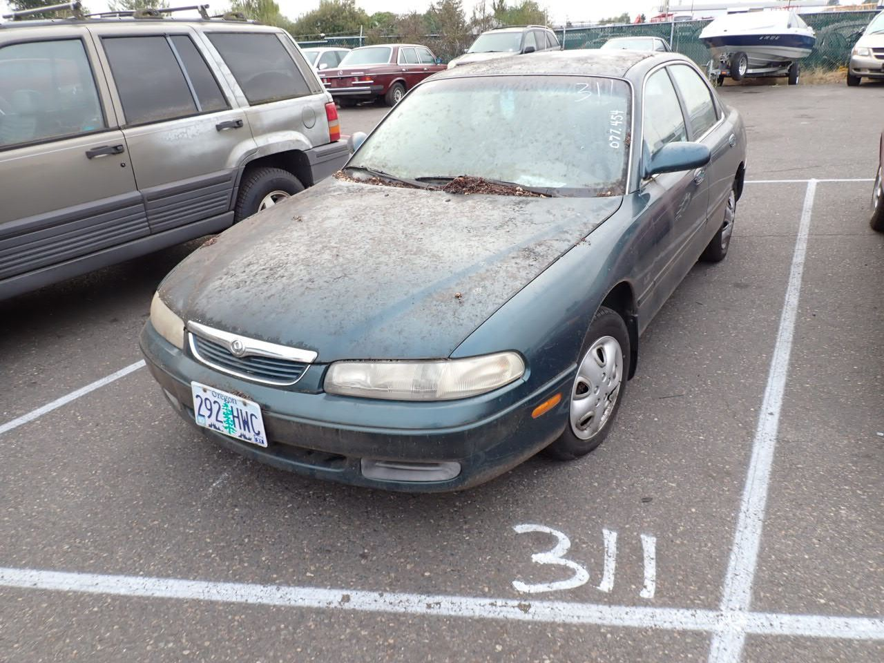 30+ 1997 Mazda626