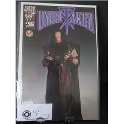 Chaos Comics Undertaker #1