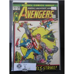 Marvel Comics The Avengers The Sentinels Strike #103