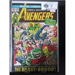 Marvel Comics The Avengers The Beast-Brood!  #105