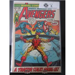 Marvel Comics The Avengers A Traitor Stalks Among Us!  #106