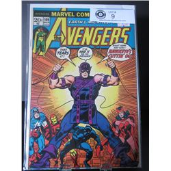 Marvel Comics The Avengers #109