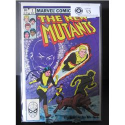 Marvel Comics The New Mutants #1