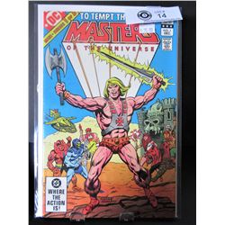 DC Comics Masters Of The Universe Mini Series 1 of 3