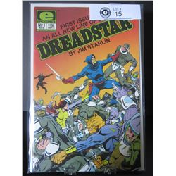 Epic Comics Dreadstar #1