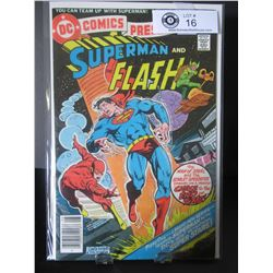 DC Comics Superman And The Flash #1