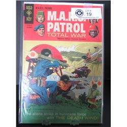 Gold Key Comics M.A.R.S Patrol