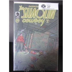 Burlyman Entertaiment Shaolin Cowboy #1