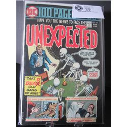 DC Comics Have You The Nerve To Face The Unexpected #162