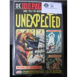 DC Comics Have You The Nerve To Face The Unexpected #157