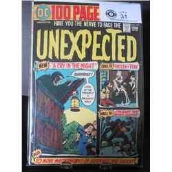 DC Comics Have You The Nerve To Face The Unexpected #159