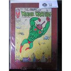 Rip Off Press The Best of Wonder Wart-Hog #1
