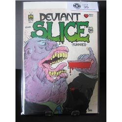 GI TV Product Deviant Slice Funnies