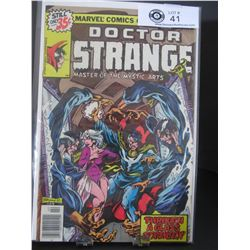 Marvel Comics Doctor Strange Master of The Mystic Arts #33
