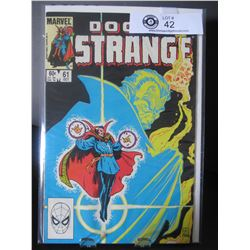 Marvel Comics Doctor Strange #61
