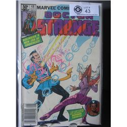 Marvel Comics Doctor Strange #48
