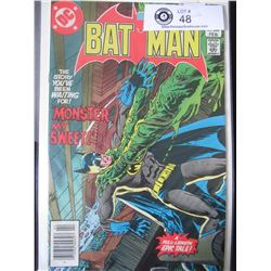 DC Comics Batman Monster My Sweet #344