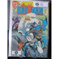 DC Comics Batman #353