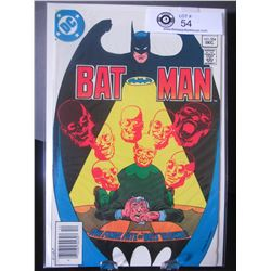 DC Comics Batman #354